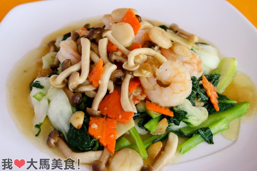 肥肥蟹, fei fei crab, damansara jaya, pj, kepong