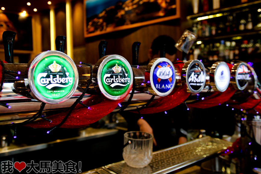 draft beer, o' galito, restaurant, bar, pavilion kl, 意大利餐厅