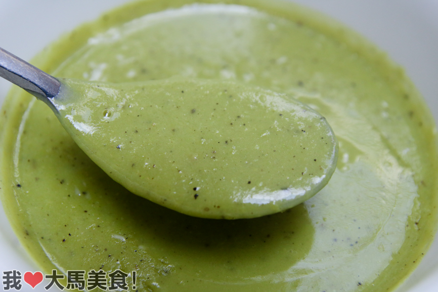 green pea soup, o' galito, restaurant, bar, pavilion kl, 意大利餐厅